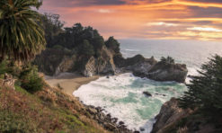 McWay Falls, Big Sur: How to Visit This Cool Waterfall by the Pacific Ocean!