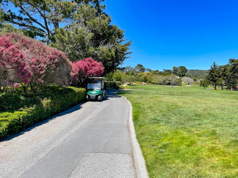 Pebble Beach Golf Links California