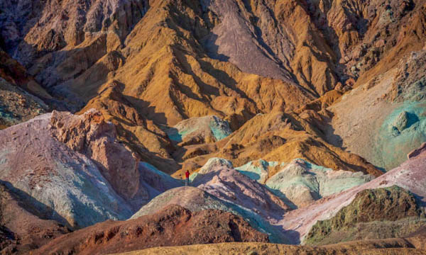Death Valley National Park in Southern California