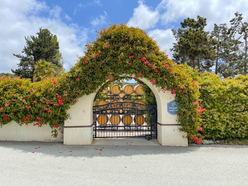 Folktale Winery in Carmel Valley, California