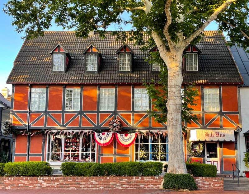 The gorgeous Jule Hus in Solvang, CA!