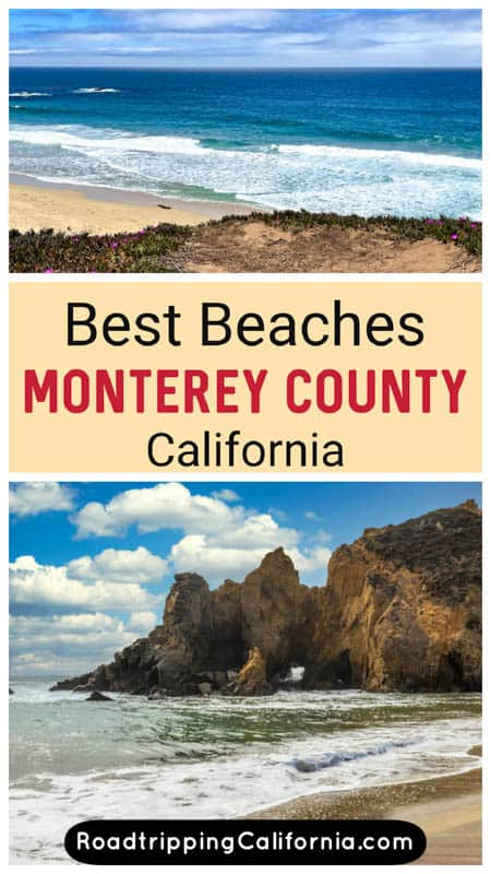 Discover the best beaches along the Monterey Coast in California! From Moss Landing in the north to Big Sur in the south, you will find many beautiful beaches in Monterey County.