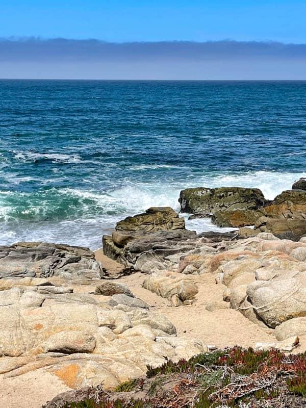Carmel Meadows Beach in California