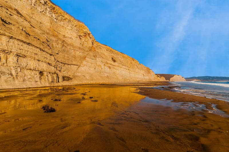 Drakes Beach, Point Reyes, CA