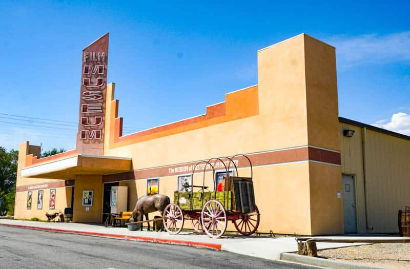 Museum of Western Film History in Lone Pine, California