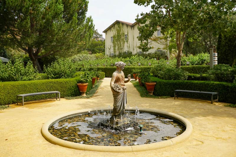 Chateau St. Jean Winery in Sonoma County California