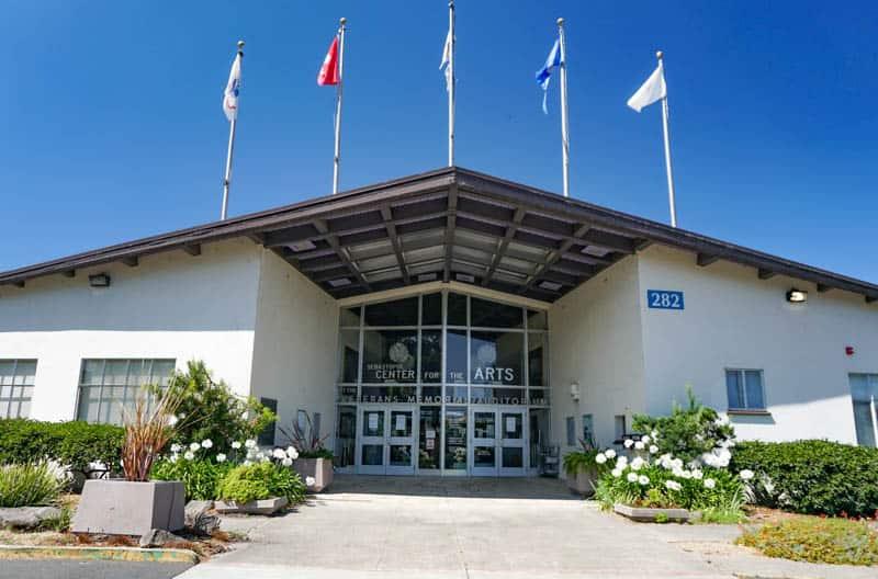 Sebastopol Center for the Arts in California