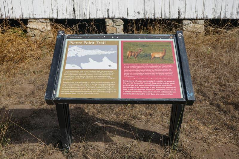 Tomales Point Trail Description